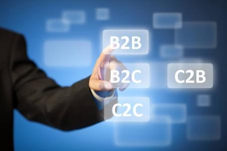 Что такое B2B, B2C, C2C?