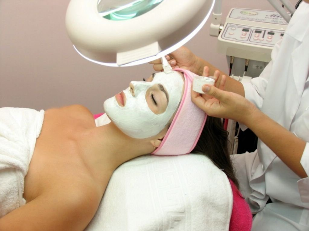 процедуры косметолога