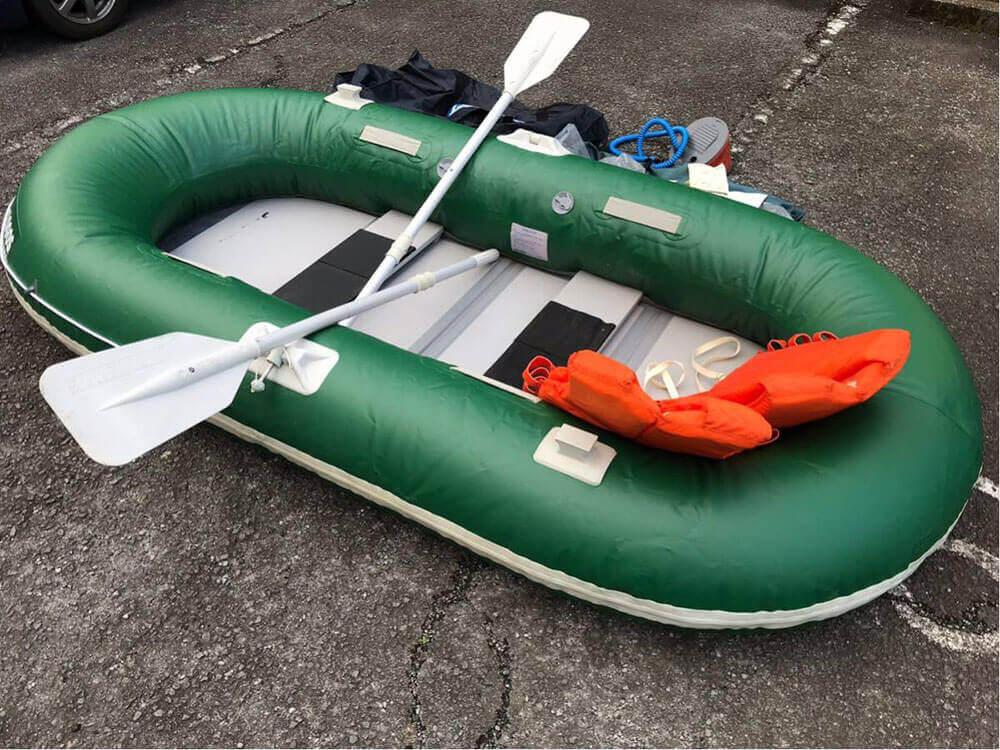 Прокат надувных лодок