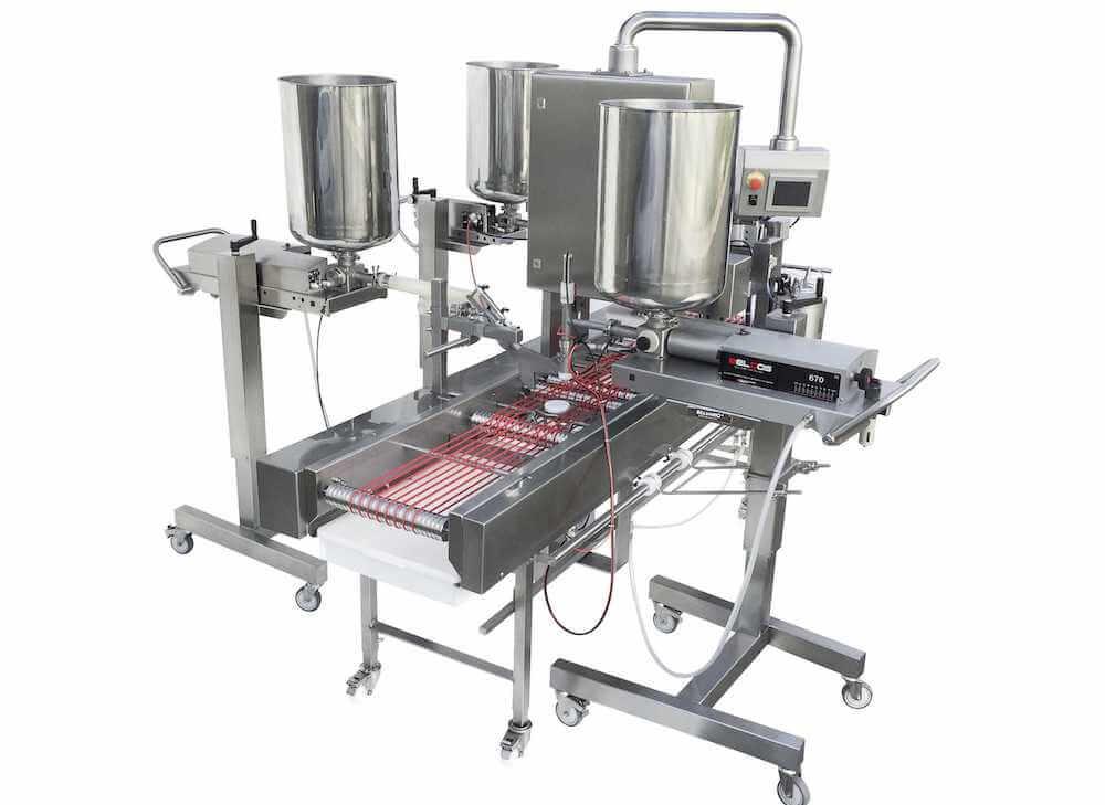 оборудования для тортов