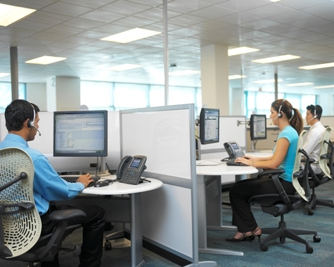 Что такое офис в стиле Open space