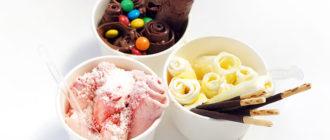 Тайское мороженое как бизнес