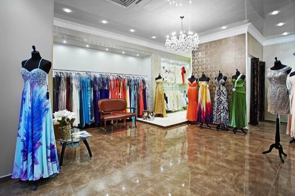 Помещение для салона платьев напрокат