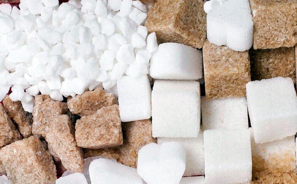 Как получают сахар