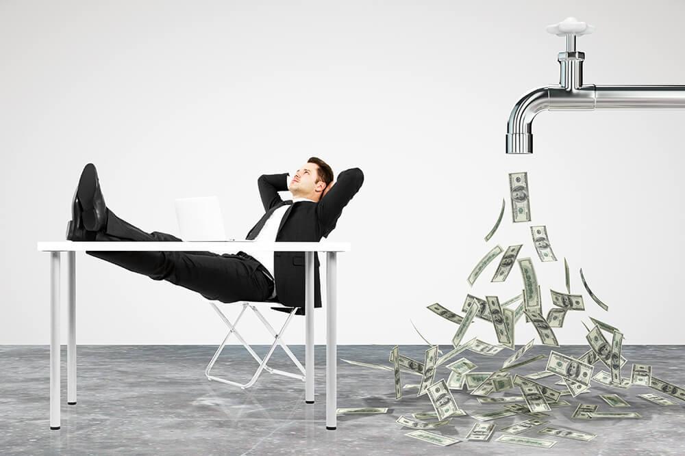 Создание пассивного дохода