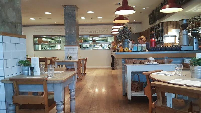 Ресторан  Natural Kitchen