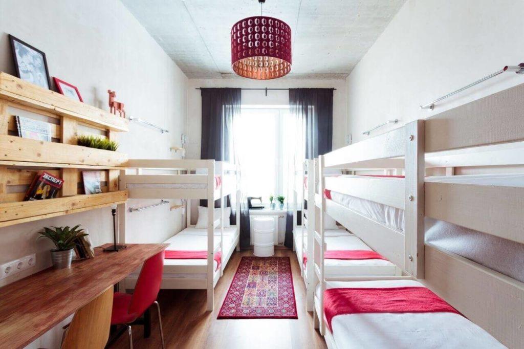 Хостел в квартире