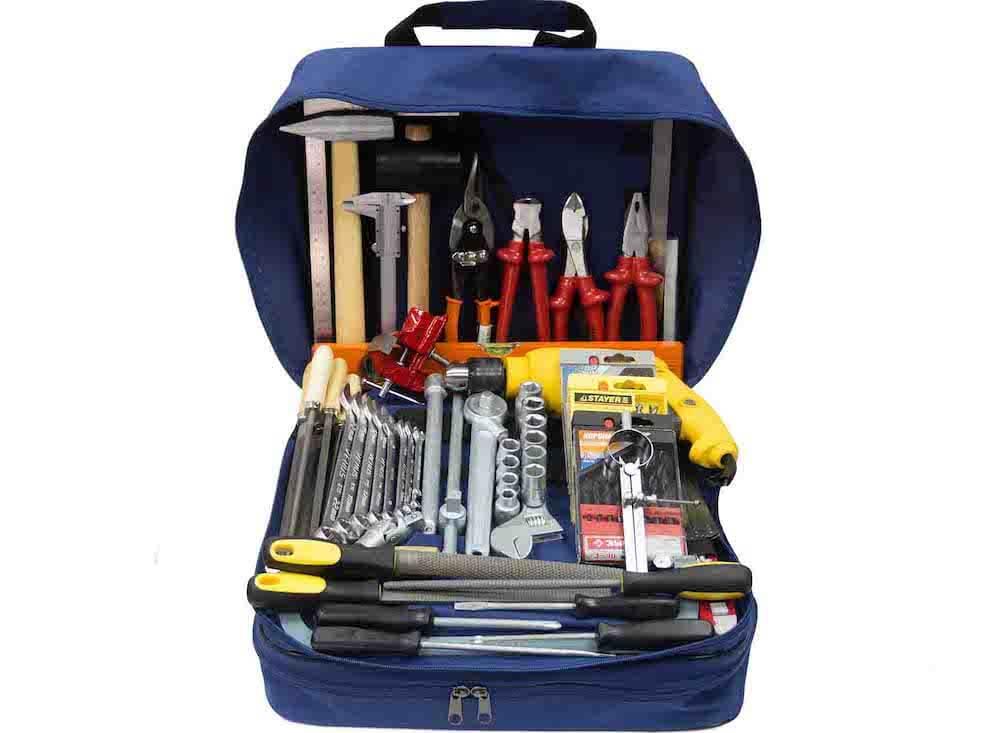 Необходимые инструменты и оборудование для мелкого ремонта