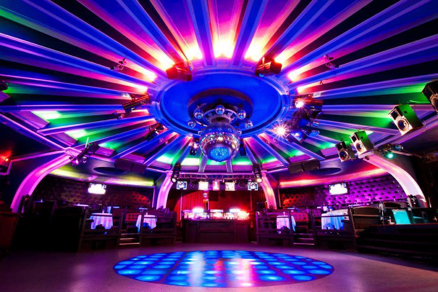 Виды ночных клубов
