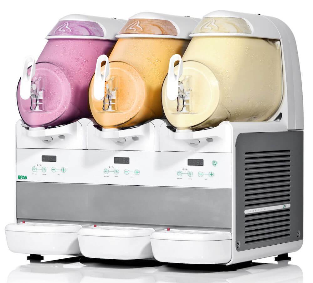 Закупка оборудования для мороженного