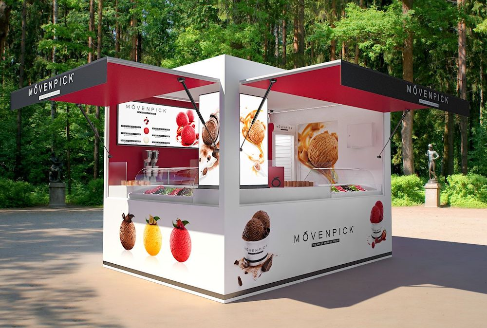 Бизнес-план точки по продаже мороженного