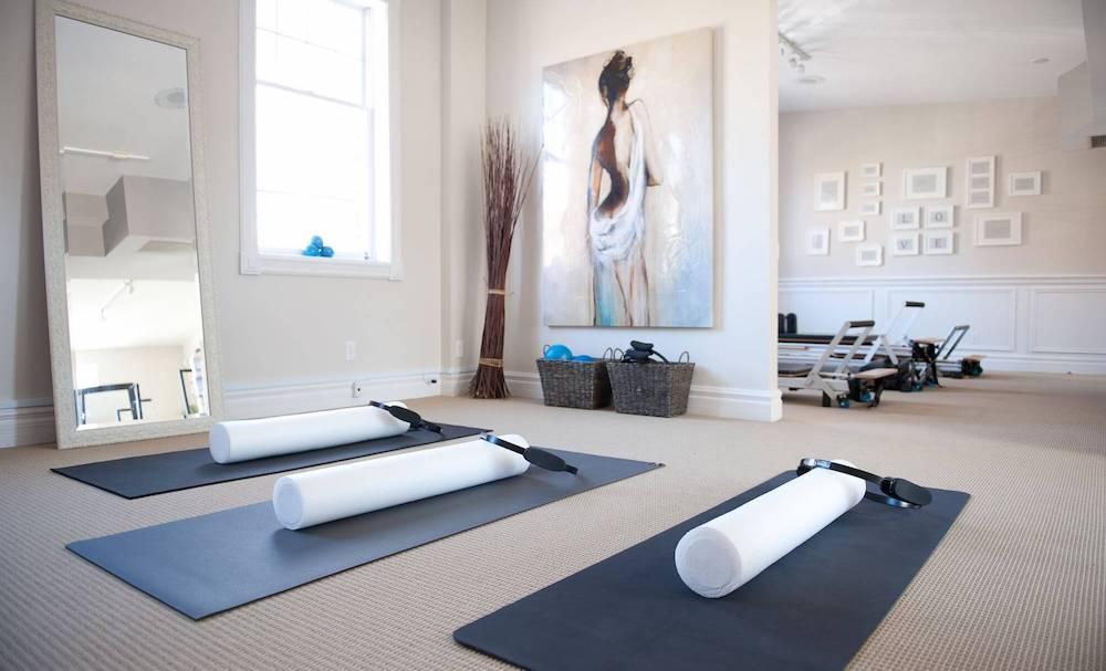 Аренда помещения для курсов йоги