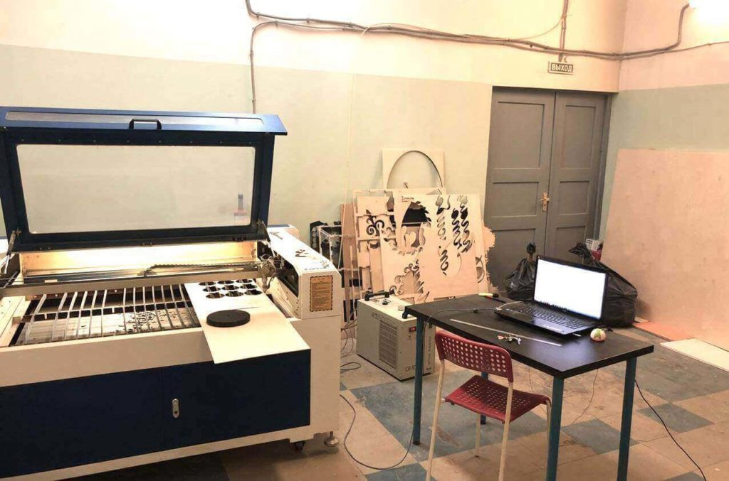 Поиск и аренда помещения для лазерной гравировки