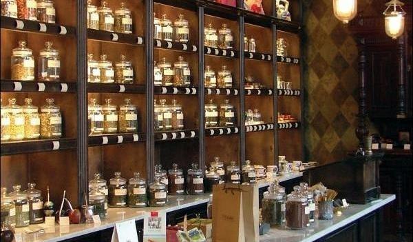 Бизнес на продаже развесного чая и кофе